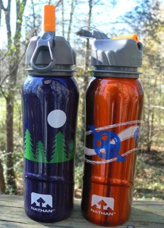 water steel bottole
